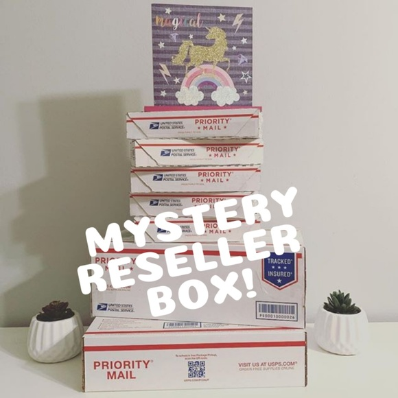 Accessories - Accessories & Jewelry Mystery Box - 5 for $25